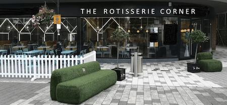 Rotisserie Corner